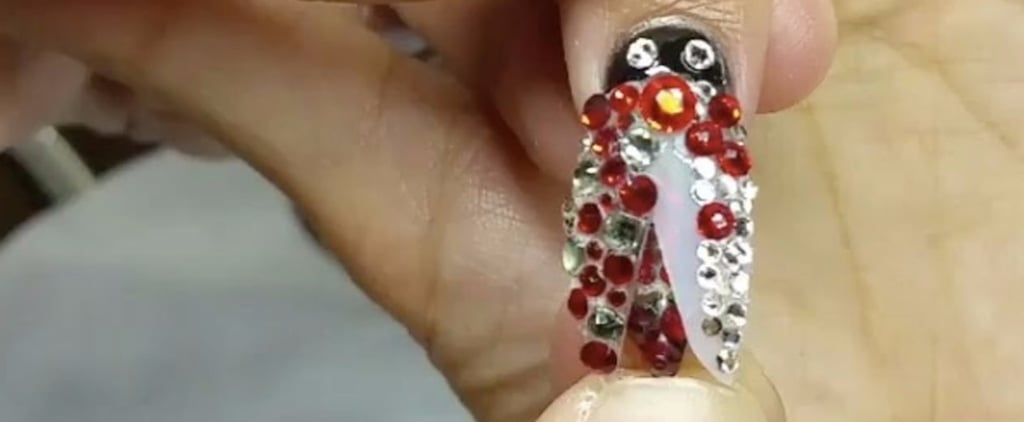 This Guy Can Turn Your Manicure Into a Motion Masterpiece — And It's Insane!