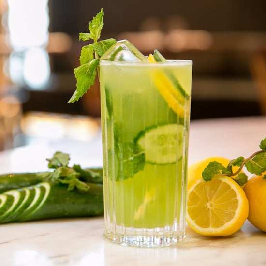 Non-Alcoholic Mocktail Recipes From Intersect By Lexus Dubai