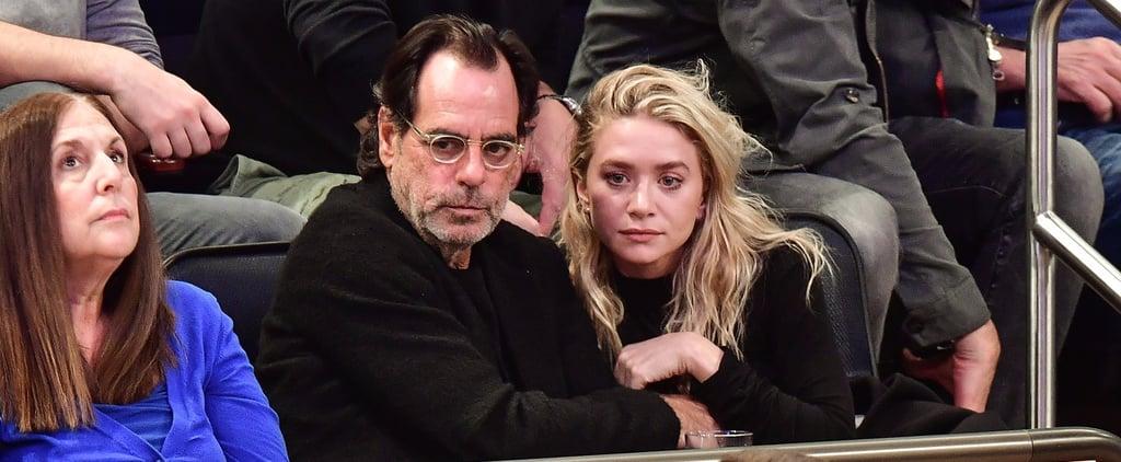 Ashley Olsen and Richard Sachs Break Up 2017