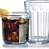 Set of 16 Durable Drinking Glasses