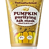 Too Cool For School Pumpkin Purifying 24K Peel-Off Mask