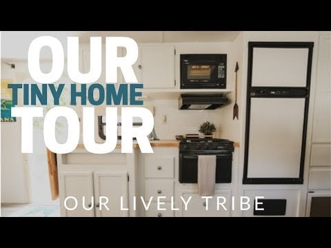 How to Live with Kids And Pets in a Tiny Home