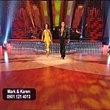 The Latin Dances: Mark Ramprakash and Karen Hardy's Salsa