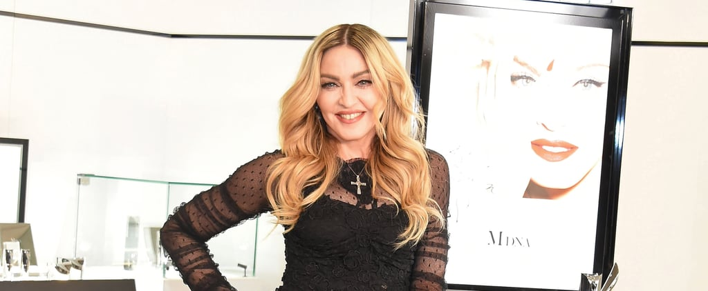 Madonna MDNA Reinvention Cream