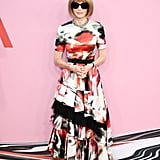 Anna Wintour at the 2019 CFDA Awards