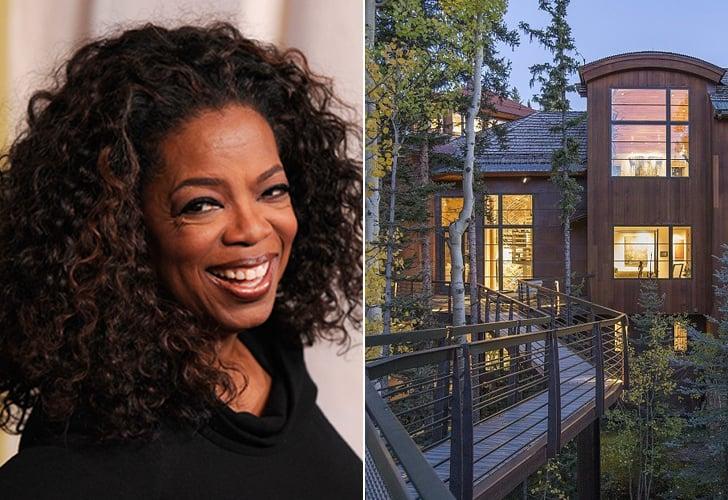 Oprah's House in Telluride, Colorado