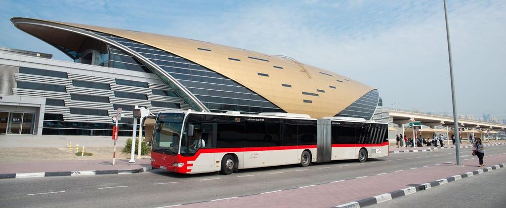 دبي تعلن عن أوقات عمل جديدة لوسائل النقل العام