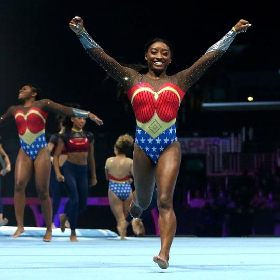"Simone Biles on Today Says She's ""Scared to Do Gymnastics"""