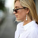 The Fall Jewelry Trend: Pearl Earrings