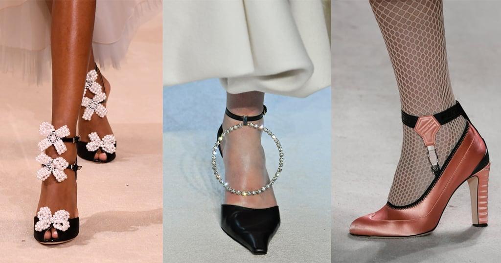 Fall Shoe Trends 2020: Fancy and Feminine Heels