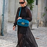 The Fall Dress Trend: Polka Dots