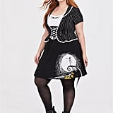 Disney The Nightmare Before Christmas Jack Skellington Skater Dress