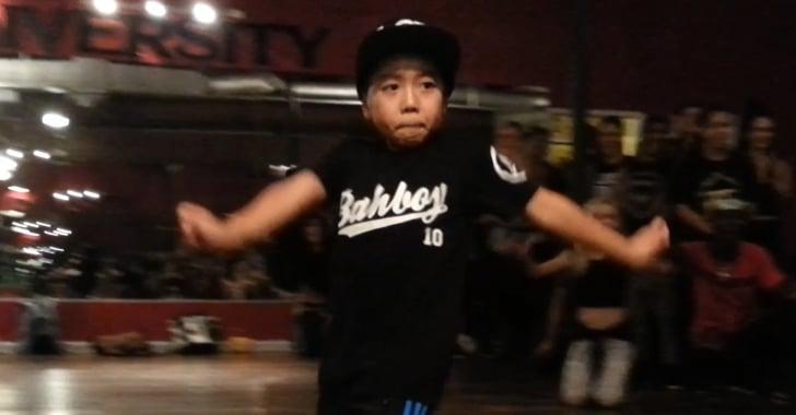 Aidan Prince Dance Video Popsugar Family