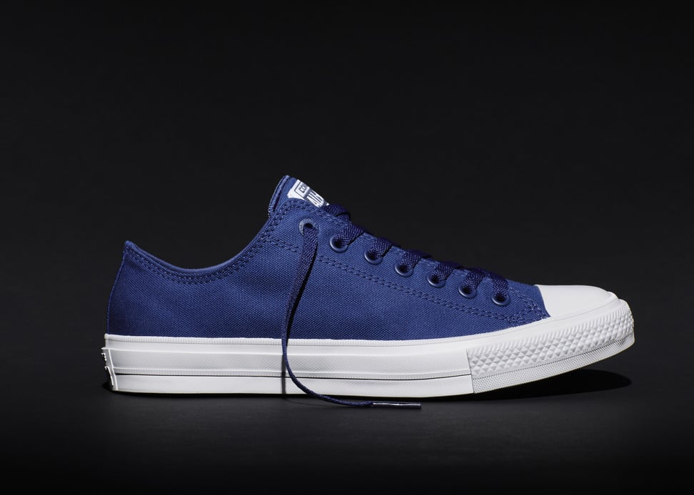 Sodalite Blue Covers The Converse Chuck Taylor All Star 2