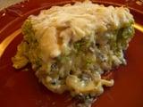 Spinach and Pesto Lasagna