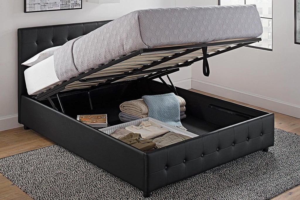 DHP Cambridge Upholstered Platform Bed