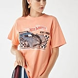 Urban Outfitters Hot Wheels Tee