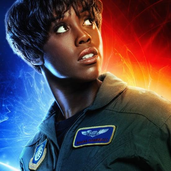 Who Plays Maria Rambeau in Captain Marvel?