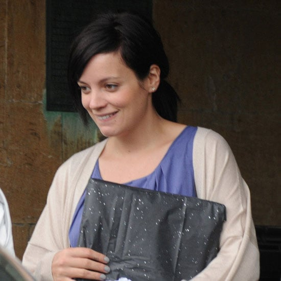 Lily Allen Makes Final Wedding Preparations Before Her Weekend Wedding!