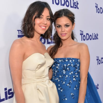 Rachel Bilson Pictures at The To Do List LA Premiere