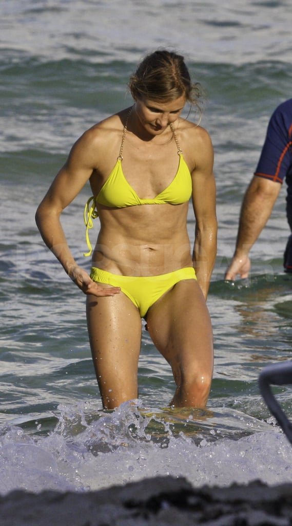Cameron diaz see through bikini join told