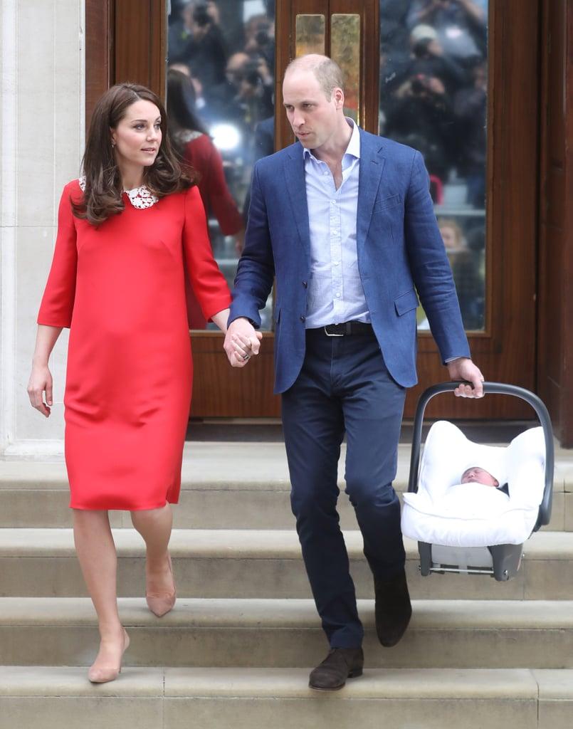 Kate and William's Third Child