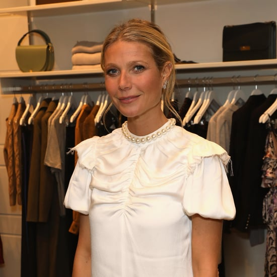 Gwyneth Paltrow at Goop Party After Wedding October 2018