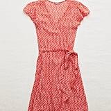 Aerie Wrap Dress