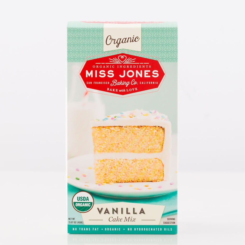 Miss Jones Organic Vanilla Cake Mix