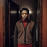 According to Netflix, this is a new character named Bonnie, played by actress Naomi Ackie. Bonnie is described as an outsider with a troubled past and a mysterious connection to Alyssa, which we're definitely intrigued to learn more about. How do the two meet and does Bonnie know about Alyssa's adventures with James?