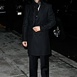 Tom Cruise Visits The Late Show