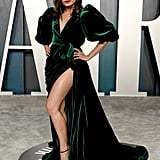 Frieda Pinto at the Vanity Fair Oscars Afterparty 2020