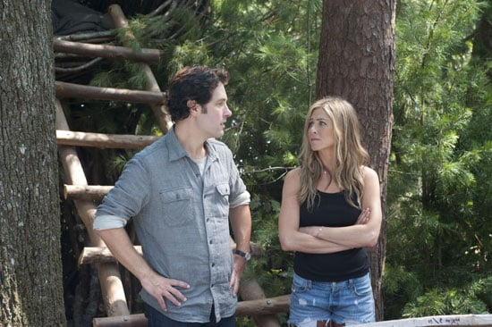 Paul Rudd and Jennifer Aniston in Wanderlust.