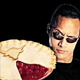 He loves pie — and even has a song about it.
