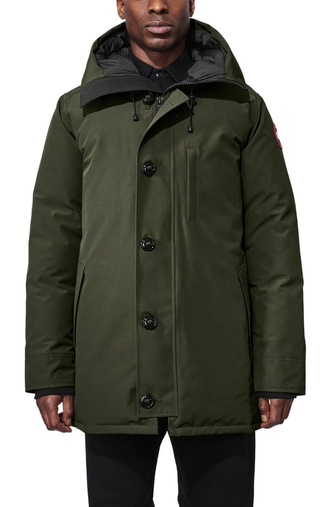 f44c8ac6b2a Canada Goose Chateau Slim Fit Down Parka | Best Coats For Men ...