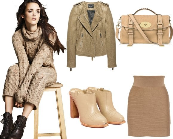 Fall 2010 Color Trend: Tan