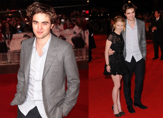 Photos of Robert Pattinson and Emilie de Ravin at the UK London Premiere of Remember Me