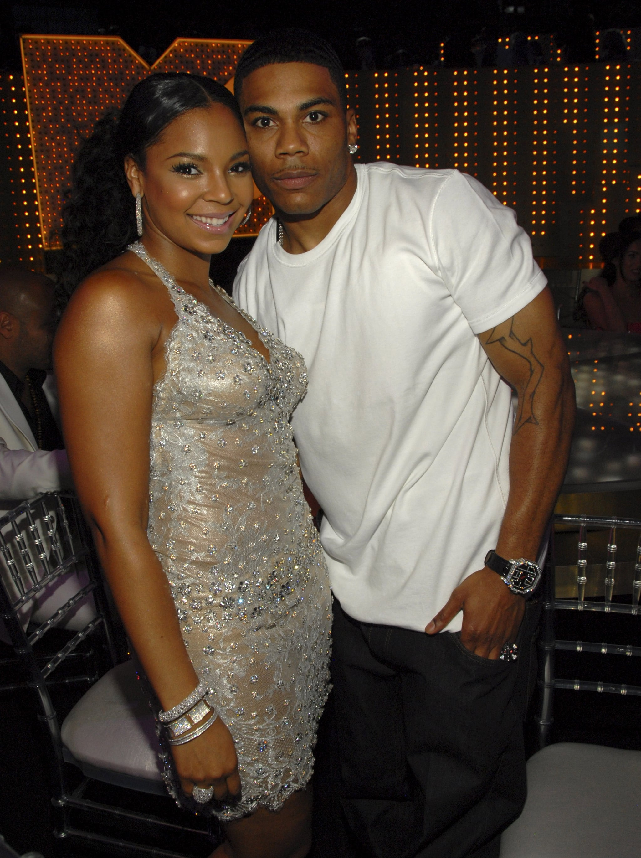 Ashanti and Nelly, 2007 | A Sweet, Somewhat Hilarious ...