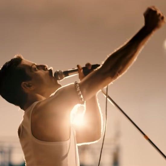 إطلاق الفيديو الترويجي لفيلم Rhapsody Bohemian في شهر مايو 2