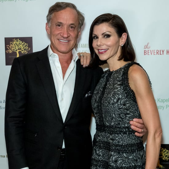 Heather Dubrow's House Has a Dumbwaiter