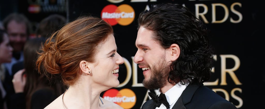 Kit Harington's April Fools' Prank on Rose Leslie 2019