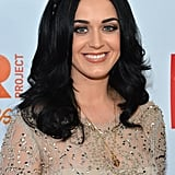 Katy Perry's Dark Waves in 2012