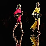 عرض أزياء فيرزاتشي لقبيل خريف 2019