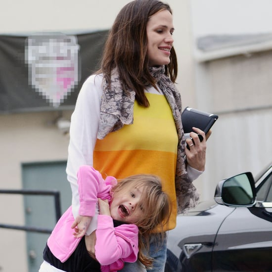 Jennifer Garner and Seraphina in LA | Pictures