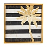 Tropical Palm Wall Decor ($40)