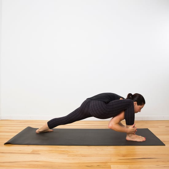 How to Do Burning Low Lunge