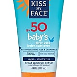 Kiss My Face Baby's First Kiss Mineral Sunscreen