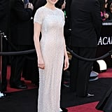 Michelle Williams in Chanel couture