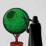 Darth Vader the Gardener
