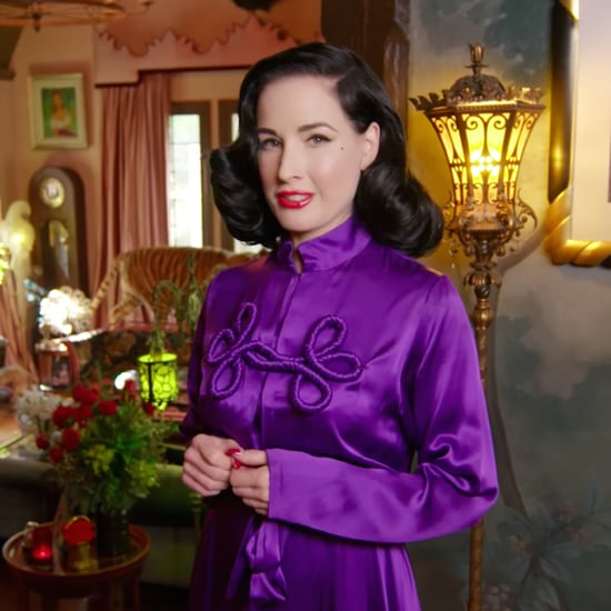 Take a Tour of Dita Von Teese's Retro Los Angeles Home